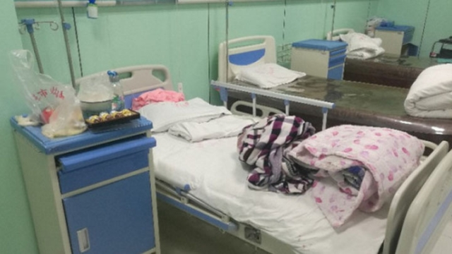 陣痛到崩潰但家屬仍「不准她剖腹生產」,產婦跳樓自殺。