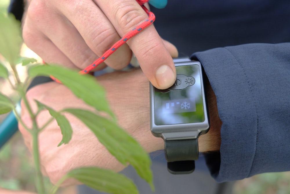 手錶冷氣!改善體溫的「空調手錶」,夏天多熱戴上去就爽歪歪!