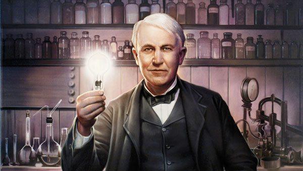 愛迪生根本沒發明電燈!迫害其他天才「專利騙到手」,私下奸商內幕被揭發!(影片)