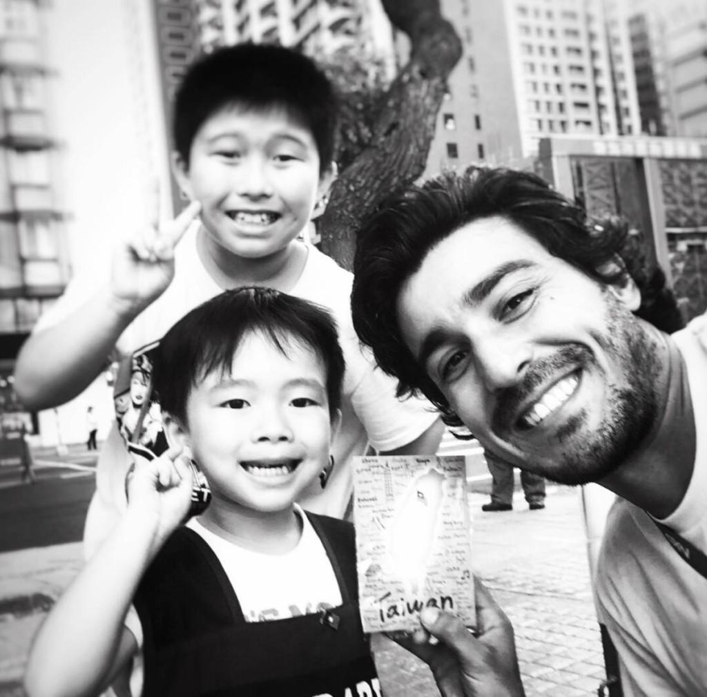 世大運選手IG超感人發言「他們稱呼你們為中華台北,但我們知道你們永遠都是台灣」6千網友狂謝謝他!