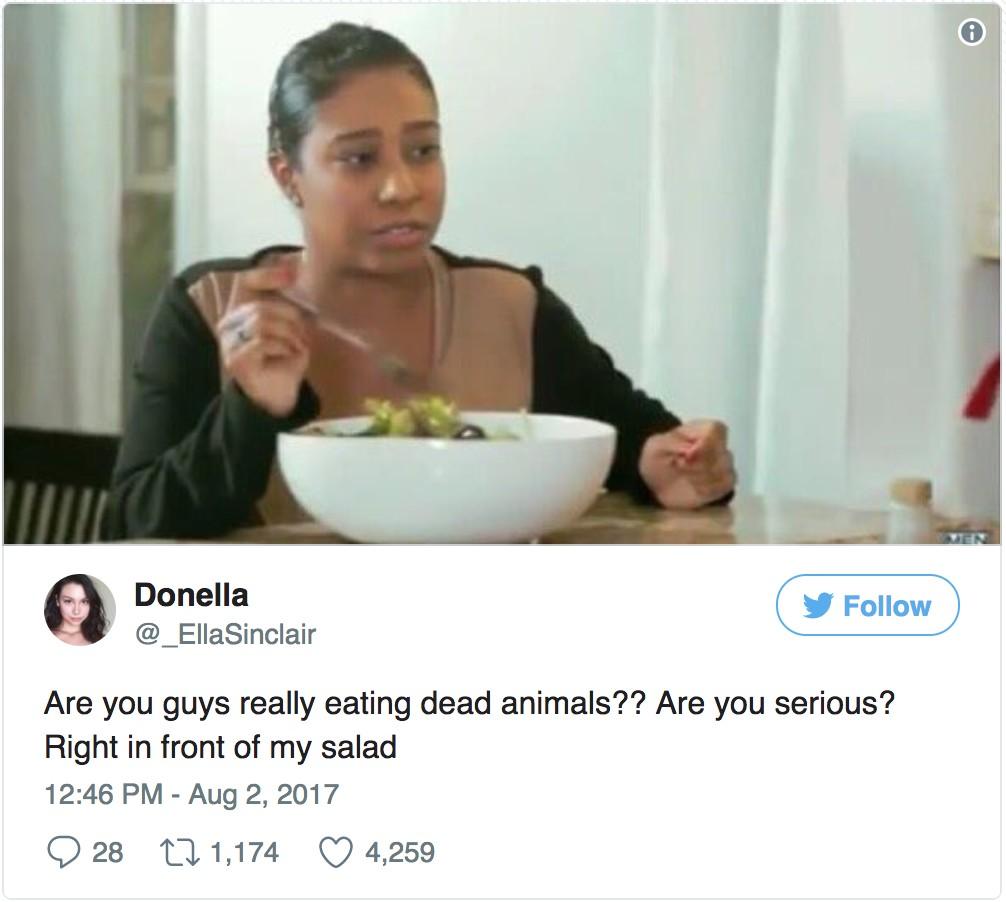 網路流行語「你真的要在我的沙拉面前射?」起因是這部超爆笑的「同志色片」!