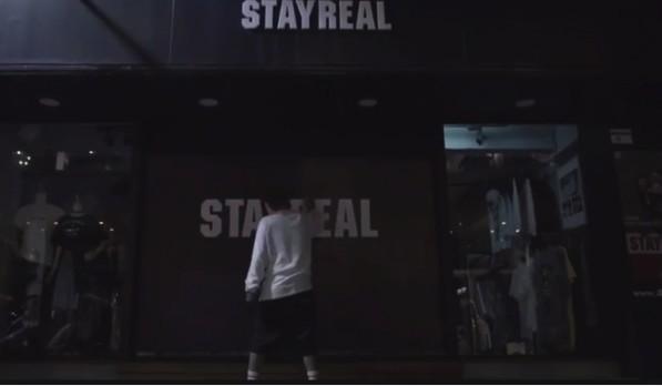 Stay Real大門慘遭「X噴漆」...阿信深夜暴怒反擊:我的敵人只有一個!(影片)