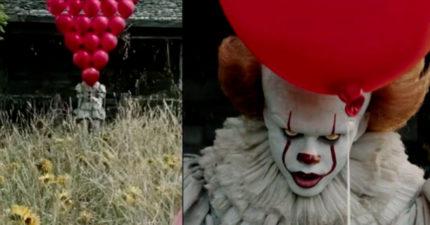 看《靈異魔咒》不要轉頭!一不小心你就被「滿滿的小丑」包圍了...