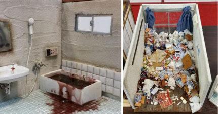 屍骨都分離!獨居老人慘死多天,死亡清潔人伸手進浴缸「撈血水腐屍」...震撼全日本人!