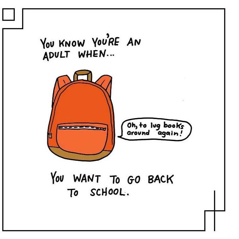 20件做了就代表你回不去的「只有大人才會做的事情」 開始想搭時光機回學生時代!