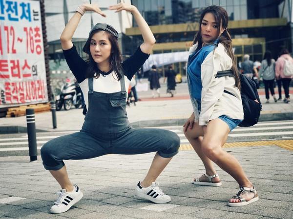 小甜甜遊南韓「頭髮遭綁在地鐵欄杆上」,抬頭一看到兇手秒嗆:白癡喔!(影片)