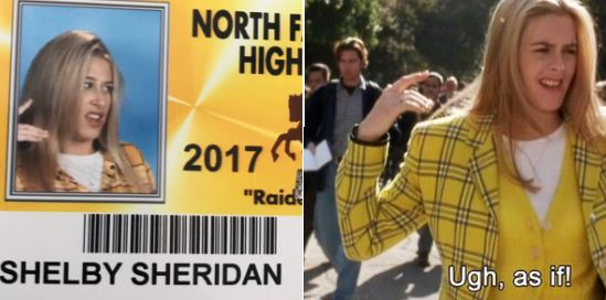 這間學校讓學生「自選學生證大頭照」 結果「被完全玩壞」學校超後悔!(18張)