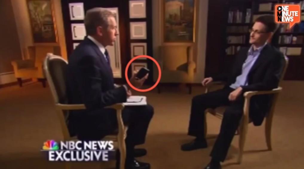 美國前CIA探員史諾登警告:「絕對不用iPhone」!
