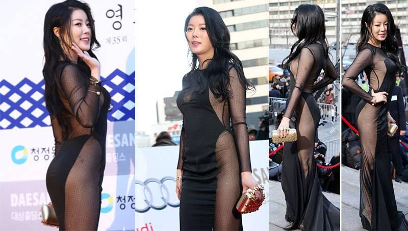 6位讓國際電影節比「色片頒獎典禮還要色」的歷年韓國超時尚女星!