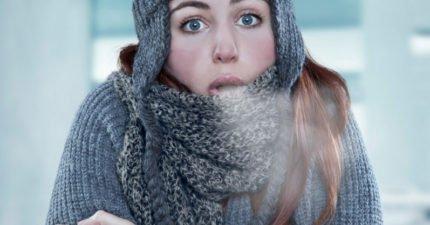 研究發現:你女友都一直在偷偷摸摸把溫度調高!造成大量情侶吵架的原因