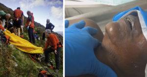 山難屍體突然傳出「呃嗚嗚哭聲」救難員嚇壞,但科學證明「這不是靈異事件」!(影片慎入)