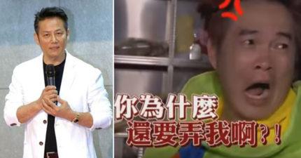 康康遭徐乃麟惡整「脫光剩內褲+下跪挨6巴掌」,他:一輩子沒受過這麼大的羞辱 (影片)