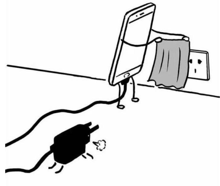 漫畫家只是加幾條線,就把平凡日常用品變成「19張無厘頭超搞笑漫畫」!