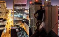 玩命攝影師不聽網友勸阻「闖飯店頂樓」取景!突然「砰一聲」...遺作讓人震驚!