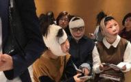 3中國女赴韓整形「腫到像被暴打」無法出境,網友笑:上飛機臉被爆炸吧