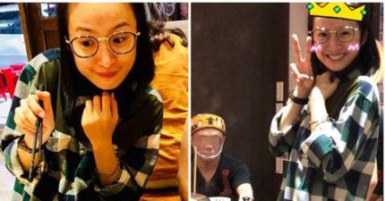 林依晨素颜游台南,完全没人发现「晨神」就在身边!她原来这么喜欢「这个歌手」!
