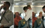 可愛機長開啟廣播說「我爸媽第一次坐我開的飛機」,在200名乘客見證下「感謝爸媽」! (洋蔥片)
