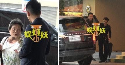 婆婆大雨天「無助站機場問路」,汪小菲一個暖步上前:您搭我車吧?讓網友慚愧「不該再黑你了!」