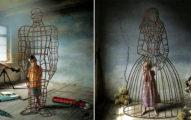 20張讓大家看到「揭露世界黑暗面」的諷刺社會圖!