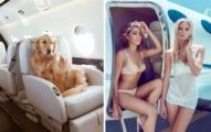 假掰的人有福了!這間公司幫你拍攝「搭上私人飛機」照片,讓身邊朋友永遠不會發現你其實很窮!