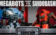 2015就約好要PK,全球首次「巨型機器人對戰」影片熱血曝光,「美國 VS. 日本」機器人王者寶座由他奪下!
