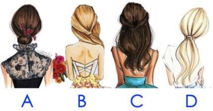 你覺得哪一個「背影」最好看、最吸引你呢?選一個測出你「不為人知的感情+性格」!