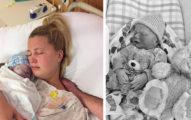 她懷孕36周臨盆卻大出血,寶寶缺氧「胎死腹中」...醫生殘忍決定:忍痛生下他吧!