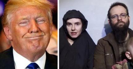 被塔利班绑架5年终被救出!绑架犯跟他说川普是总统时,他:你在跟我开玩笑吗?