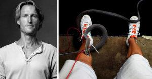 攝影師要求完美不惜被「毒蛇咬腳」,不看醫生賭生命繼續拍出最美系列! (14張)