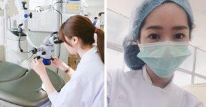 神似潤娥!「超高顏值牙醫」引起網路暴動,網友:我智齒又長出來了!(9張)