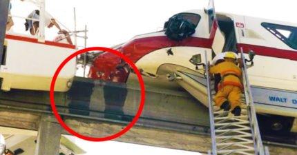 16個迪士尼樂園最不想讓遊客知道的「最慘烈意外事件」!工作人員的冤魂還在纏著遊客...