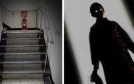 醫院樓梯間傳出「小孩哭聲」卻沒有半個人,小黑影哭喊「媽媽」爆超鼻酸真相!