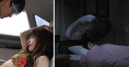 輪姦虐殺檳榔西施嫌犯「夜夜驚聲尖叫」,被壓床索命床鋪出現「不明黏稠液體」...