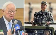 中國武力拿下台灣「不用怕」!黃創夏:台灣有張忠謀在 一夫當關!