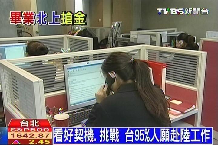 年輕人都想赴中國工作?過來人「會被同齡的中國人屌打,你幾乎沒有任何優勢」完美解析被網友讚爆