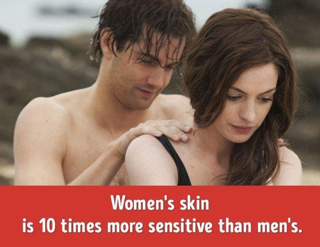 14個證明「女性比男性優秀」連女生自己都不知道的女性身體機密