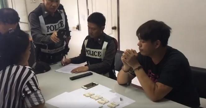 丟臉丟到國外去!台男到泰國被警方抓包,網友:準備後事吧