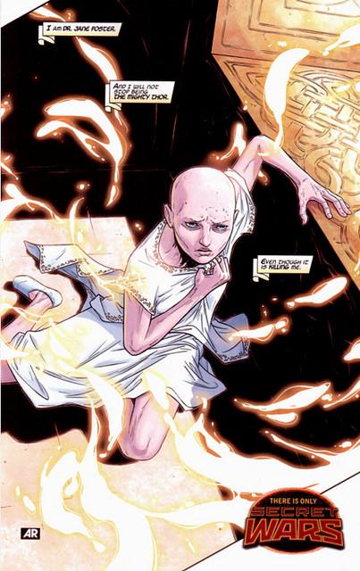 以後不再有雷神「只有女雷神」!納塔莉波曼 VS. 蓋兒加朵...漫威計劃「女雷神」電影!