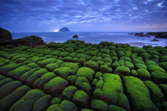 基隆和平島秘境「阿拉寶灣」封閉6年重新開放,可以看到「全球最美日出」!