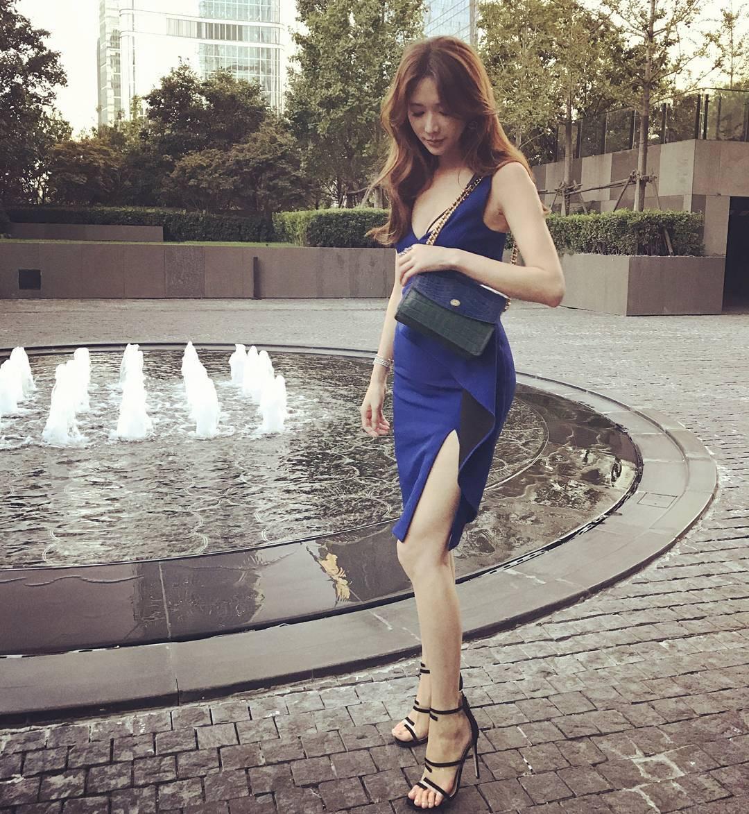 林志玲嚇壞外媒登國際版面!42歲太逆齡「美腿照」驚豔到令人窒息,大讚「完美女神」!