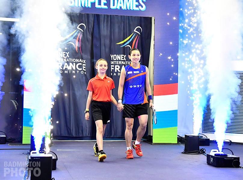 奪冠只花31分鐘!戴資穎法國羽超賽「直落二擊敗對手」,拿下生涯第11座羽超冠軍!