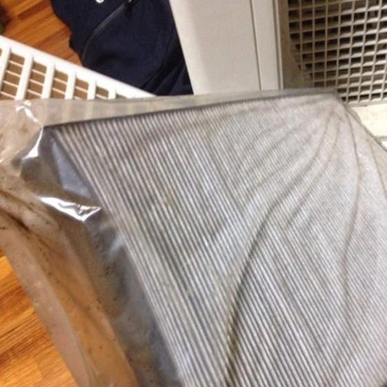 砸錢買空氣清淨機「大口深呼吸」,2年後拆開「濾網白到發亮」