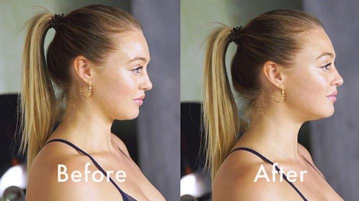 模特兒透露最狂「超模擺PO秘訣」,只要動一下「馬上變瘦+肚子消失」!(6張)