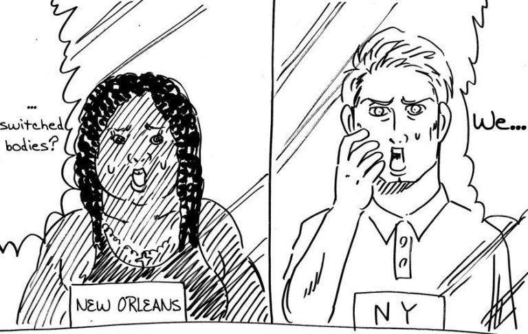 日神人精準預測好萊塢翻拍《你的名字》崩壞成果,網友:「拍成這樣我們一定看」!其實美國早就拍過黑暗版...