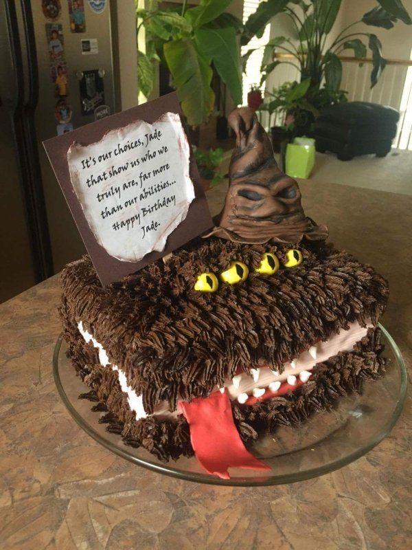 34個根本就故意不讓人切來吃的「超猛蛋糕」!