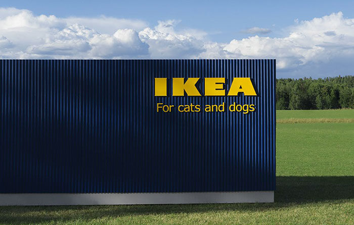 IKEA決定在2018年推出能勾起飼主「最強購買慾望」的毛小孩家具專區!  (14張)