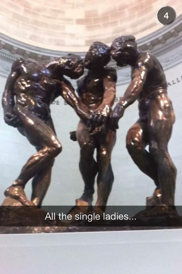 30個走進博物館你會發現「古人比現代人還有梗」的爆笑趣圖