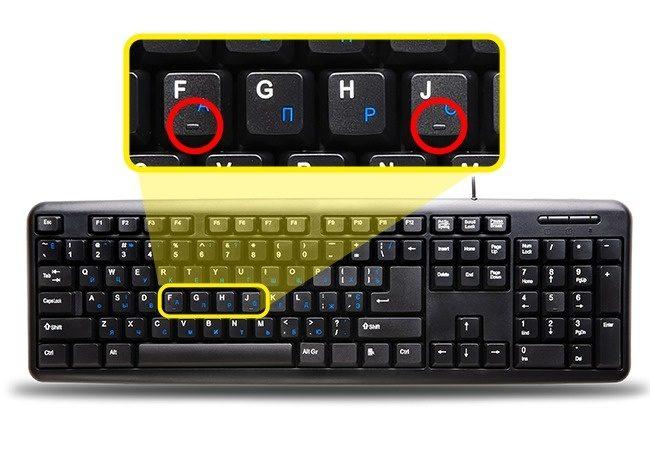 16個從以前到現在都被徹底誤解的「最正確生活知識」!鍵盤上的「F」和「J」為什麼凸起?