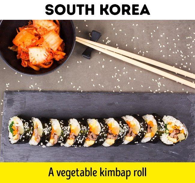 22種世界各地用「台幣30塊」能買到的各國美食!台灣有點太幸福了!