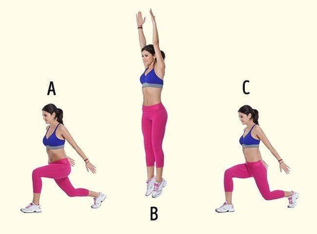 7個在家就能練出「完美屁股、大腿、小腿型」的下半身運動!